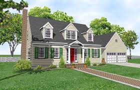 cape cod house plans with attached garage home plans for sale original home plans