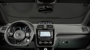 2015 volkswagen scirocco r interior youtube