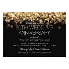 50th wedding anniversary invitations 50th wedding anniversary invitations zazzle