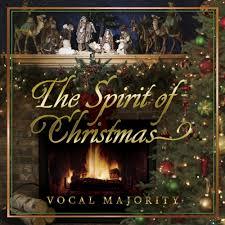 the spirit of christmas u2014 vocal majority pure harmony