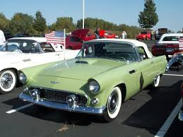 1955 1957 ford thunderbird
