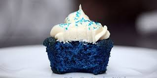 baby boy shower cupcakes remodelaholic blue velvet cupcakes recipe link party