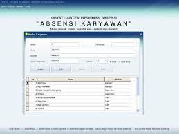 format rekap absensi pegawai bisnisbankinternet com bank internet pencetak uang otomatis