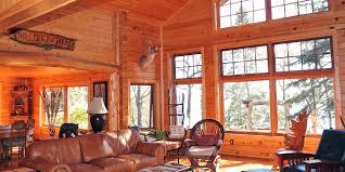 log homes of minnesota lake homes cabins for sale in minnesota