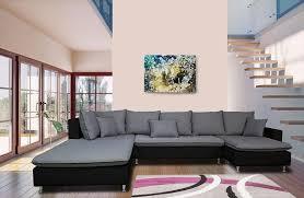 d achant tissu canap canapé d angle gauche simili tissu tahiti auchan fr les bonnes