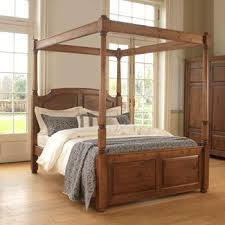 wooden four poster bedambassador four poster bed cherry wood