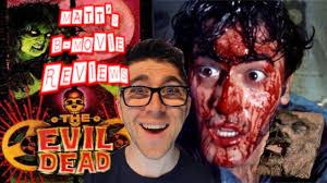 matt u0027s b movie reviews the evil dead youtube
