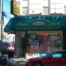 Sign Awning Sam U0027s St Deli U0026 Grocery Delis 8001 Jamaica Ave Woodhaven