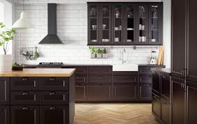 Modern Glass Kitchen Cabinets Modern Kitchen Cabinets With Glass Doors Founterior