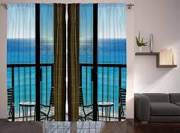 amazon com digital graphic print ocean view designer u0027s collection