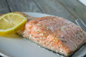 Cook Salmon In Toaster Oven Kara Lydon The Best Way To Cook Salmon Slow Cooked Salmon