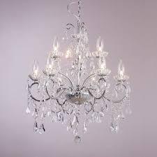 chandelier waterproof chandelier for bathroom best bathroom decoration