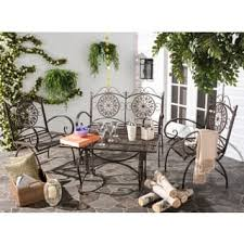 iron patio furniture shop the best outdoor seating u0026 dining