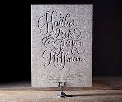 letterpress invitations letterpress invitation sale continues through december at a