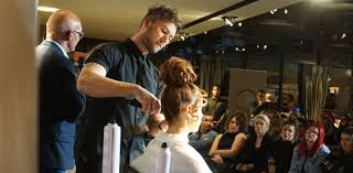 hairshow guide for hair styles andrew smith takes the stage at the essex hair show good salon guide