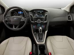 Ford Focus 1999 Interior New 2017 Ford Focus Price Photos Reviews Safety Ratings