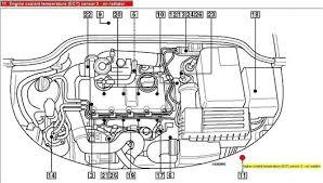 engine diagram 2001 jetta engine wiring diagrams instruction