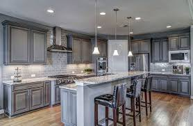 White Kitchen Cabinets With Granite Countertops Gray Kitchen Cabinets With White Granite Countertops Savae Org