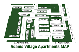 adams village welcome home apartments for rent in bloomington in