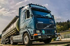 volvo lorry five eu countries call for limits on truck co2 emissions
