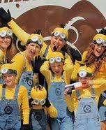 Despicable Minions Halloween Costume 124 Costumes Images Costumes Halloween Stuff