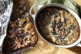 thanksgiving in san francisco recipe stuffing strata sfgate