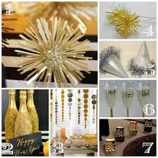 Gold New Years Eve Decorations by Cathey With An E Saturday U0027s Seven New Year U0027s Eve Decorations
