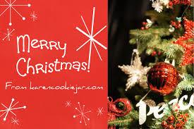 free photo christmas card template karen cookie jar