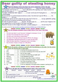 49 free esl law worksheets
