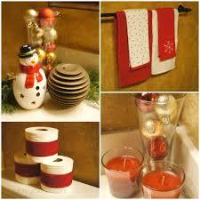 Christmas Bathroom Set by Christmas Bathroom Decor Christmas Decor