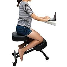 Ergonomic Armchairs Amazon Com Betterposture Saddle Chair U2013multifunctional Ergonomic