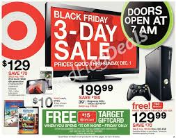 target black friday flier target black friday flyer is up 499 ipad air w 100 gc and more