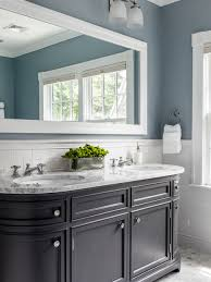 top 20 traditional bathroom with gray cabinets ideas u0026 remodeling