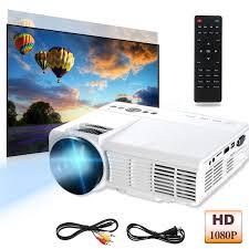 3d home theater 3d hd 1080p 3000lumen home theater multimedia pc vga usb hdmi led