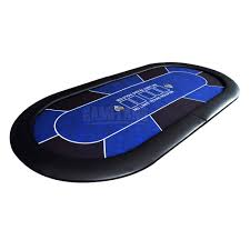 Table Top Poker Table 200 X 100cm 2 Foldable Poker Table Top With Sublimation Printing