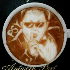 coffee art the catcher in the aeg