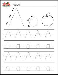 printable alphabet kindergarten printable alphabet tracing worksheets for kindergarten alphabet