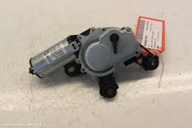 nissan almera wiper motor motor rear