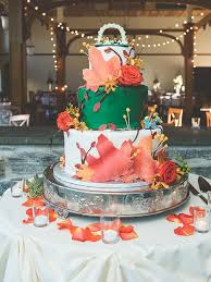 17 gorgeous fall wedding cakes