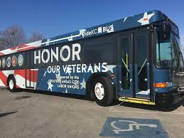 Kansas travel by bus images Kansas city area veterans to ride for free on ridekc bus transit