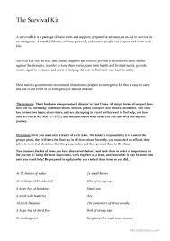10 free esl problem solving worksheets the survival kit