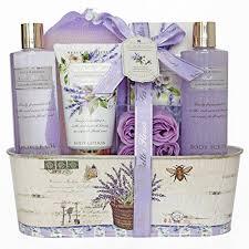 lavender gift basket gloss les belles fleurs bath gift basket lavender 9
