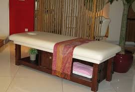 spa beds solid wood massage bed spa massage bed from china guangzhou