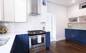 blue tile backsplash kitchen tags 100 beautiful deep blue wooden kitchen base cabinet white subway tile backsplash