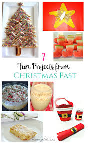 7 fun christmas projects from christmas past diy decorations