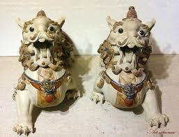 qilin statue these guys one horn each feng shui qilin