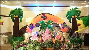 jungle theme birthday party index of gallery size best birthday balloons decoration