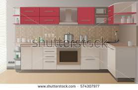 photos of kitchen interior modern kitchen interior stock photo 577107964