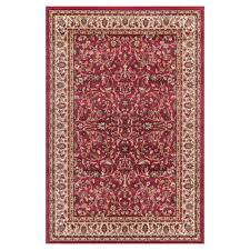 Concord Global Area Rugs Concord Global Trading Kashan 7 Ft 10 In X 9 Ft 10 In