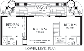 walk out basement floor plans plan of the week the laurelwood 5024 houseplansblog dongardner